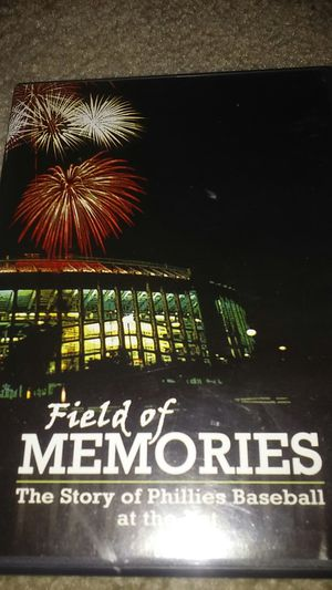 Field Of Memories.....The story of Phillies Baseball at the vet for Sale in Orlando, FL