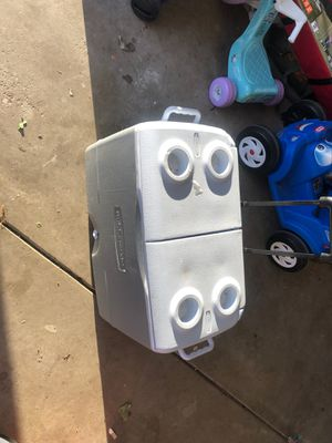 Large cooler for Sale in Denver, CO
