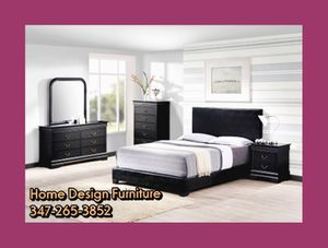 Brand New Complete Bedroom Set For for Sale in Queens, NY