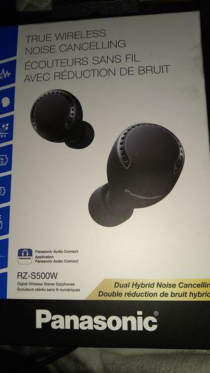 panasonic rz s500w earbuds for Sale in Seattle, WA