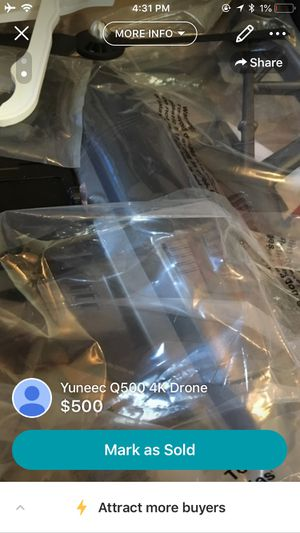 Yuneec Typhoon Q 500 Drone for Sale in Washington, DC