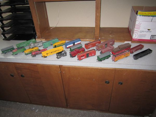 Train set - Woodland Scenic River Pass for Sale in Oregon City, OR - OfferUp
