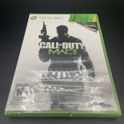 Call Of Duty Modern Warfare 3 Xbox 360 Sealed for Sale in Bakersfield,  CA