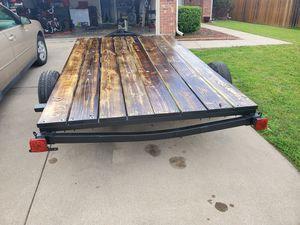 Custom built trailer for Sale in Fort Worth, TX