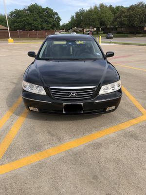 2007 Hyundai Azera Limited for Sale in Fort Worth, TX