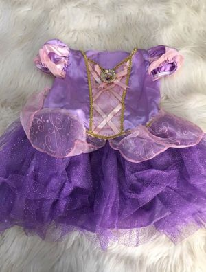 Rapunzel Costume - 2T for Sale in Humble, TX