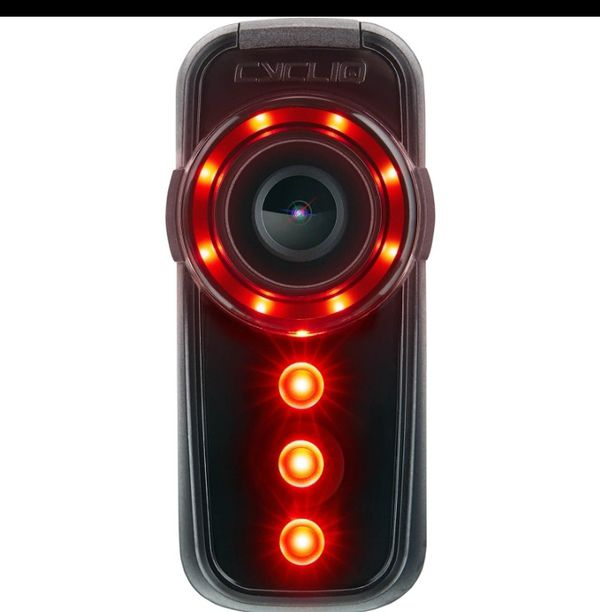 FLY 6 HD CAMERA + REAR LIGHT FEEL SAFE. RECORD YOUR RIDE.