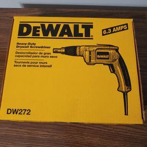 Dewalt Drywall Screwgun for Sale in Cleveland, OH