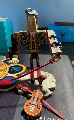 Funko The Book of Life Legacy Collection- Manolo Action Figure #1 for Sale in Middletown, CT