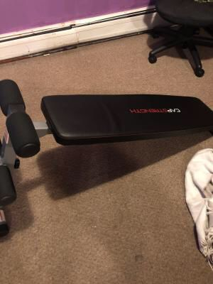 New abs sit up slant bench brand new for Sale in San Leandro, CA