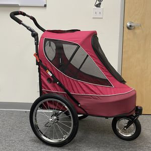 Petique Pet Jogger Stroller for dogs, cats, small animal for Sale in Ontario, CA