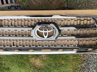 2016-2017 Toyota Tacoma Off-road TRD Grill for Sale in Snohomish,  WA