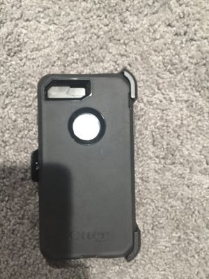 iPhone 6s Plus otter box with clip for Sale in Detroit, MI