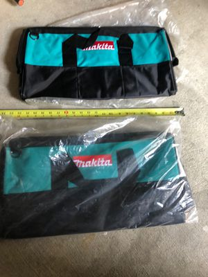 Makita bag. 2 for Sale in SeaTac, WA