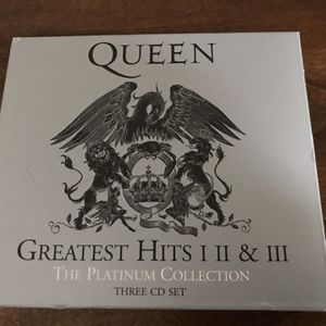 Queen Greatest hits 3 CD Set for Sale in Sturbridge, MA