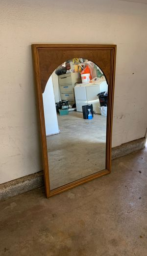 Dresser mirror for Sale in Escondido, CA