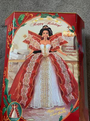 Special Edition Happy Holidays Barbie for Sale in San Fernando, CA