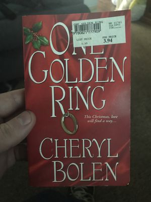 One golden ring book for Sale in Granite City, IL