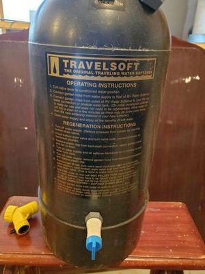 Travelsoft portable water softener for Sale in West Jordan, UT