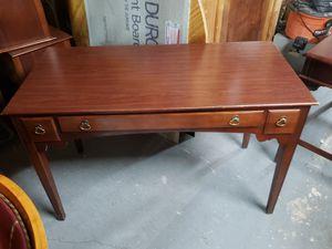 Wood desk for Sale in Philadelphia, PA