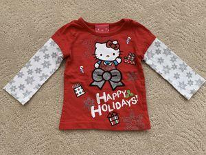 Hello kitty Christmas shirt - 18 mo for Sale in Las Vegas, NV