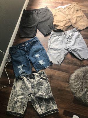 LOT men's casual shorts sz 34 for Sale in Antioch, CA