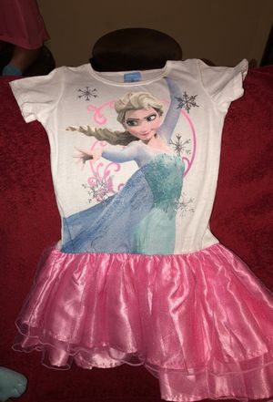 Elsa dress for Sale in Jersey Village, TX
