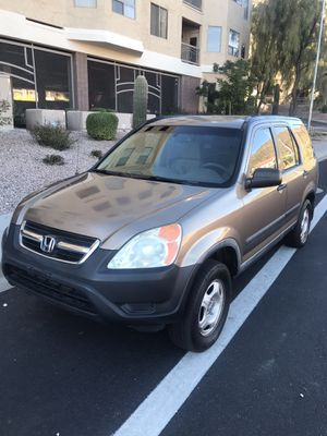 Quality 2004 HONDA CRV CR-V super economical SUV COLD AC for Sale in Phoenix, AZ