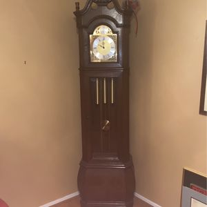 Tempus Fugit Grandfather Clock for Sale in Columbia, MD