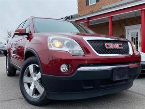 2011 GMC Acadia for Sale in Fredericksburg, VA