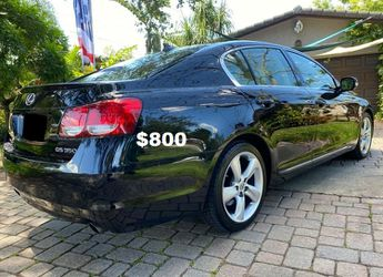 2010🍀Lexus GS Sedan🍀Loaded RWD No Issues-For Sale!!!-$800 for Sale in Coral Gables,  FL