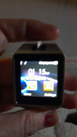 Android smart watch $30 obo for Sale in Glendale, AZ