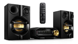 Sealed Box - Philips FX10 Bluetooth Stereo System for Home with CD Player , MP3, USB, FM Radio, Bass Reflex Speaker, 230 W, Remote Control Included for Sale in Irvine, CA