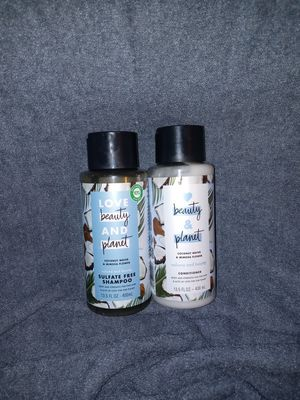 Love Beauty & Planet Shampoo & Conditioner for Sale in Spartanburg, SC