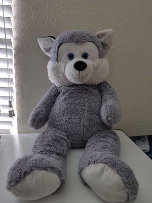 Husky Plush Toy for Sale in Oceanside, CA