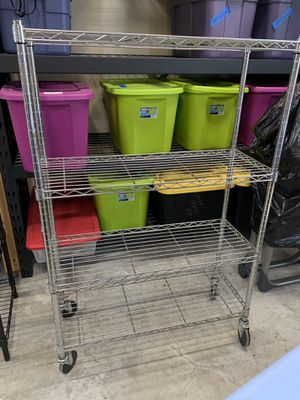 Wire Shelving for Sale in Fife, WA
