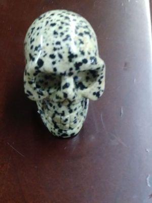 Dalmation Jasper Skull for Sale in Philadelphia, PA