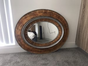 Oval Mirror for Sale in West Los Angeles, CA