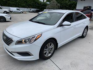 2016 Hyundai Sonata SE clean title one owner for Sale in West Palm Beach, FL
