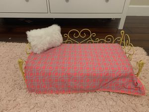 OG Doll Bed for American Girl and Our Generation Dolls for Sale in Davie, FL