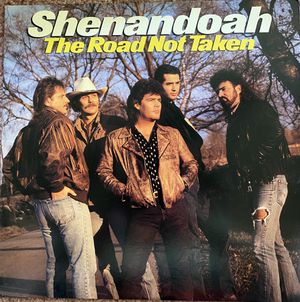 "Shenandoah ""The Road Not Taken"" Vinyl Album $50 for Sale in Ringgold, GA"