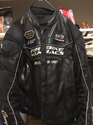 Elf Motorsports motorcycle jacket for Sale in Los Angeles, CA