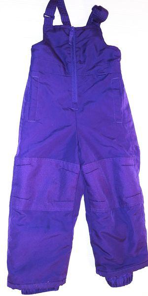 Circo girls 3T girls purple bibs snow overalls for Sale in Tacoma, WA