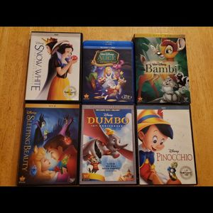 Classic Disney animated movies for Sale in Boring, OR