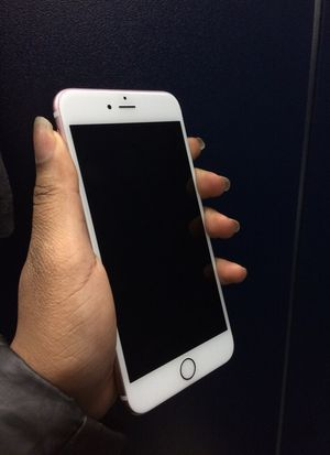 Locked to sprint iPhone 6s Plus for Sale in Chevy Chase, DC