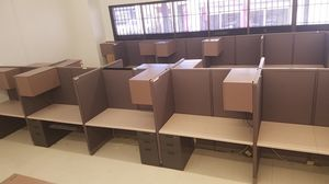 Desks OFFICE Cubicles x 22 LOT $350 @ for Sale in San Diego, CA