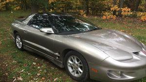 2001 Pontiac Firebird for Sale in Brethren, MI
