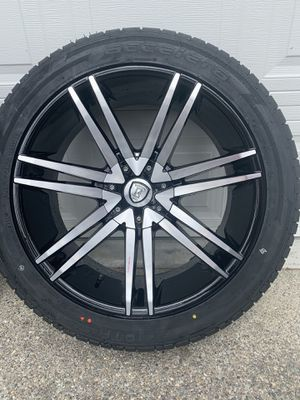 New tires and wheels for Sale in Graham, WA