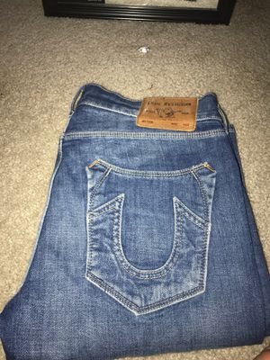 True religion relaxed slim straight 31x31 (special Ed) for Sale in Fresno, CA