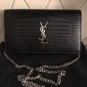 Authentic YSL Handbag /Purse for Sale in Schaumburg, IL